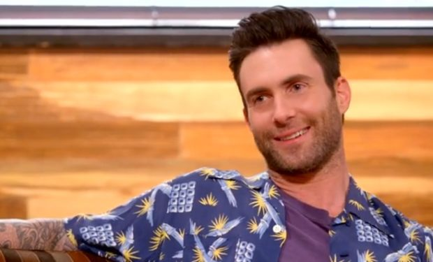 Adam Levine The Voice Season 13 NBC