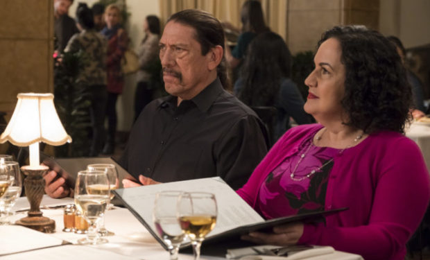 Brooklyn 99 Trejo Merediz