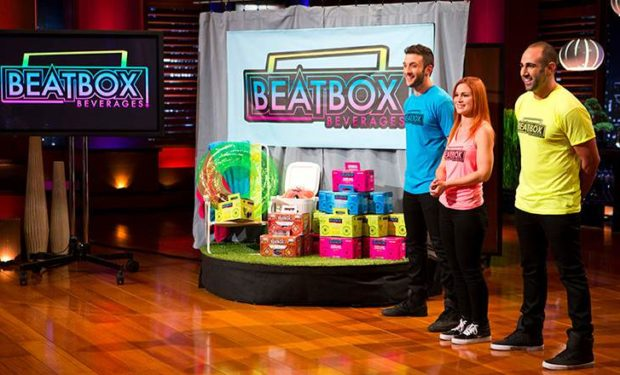 BeatBox on Shark Tank ABC