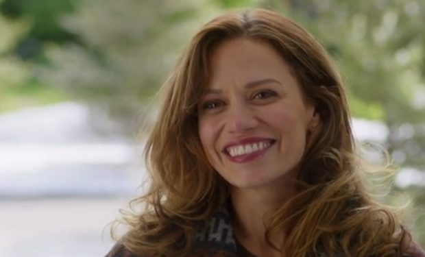 Bethany Joy Lenz Snowed-Inn Christmas Lifetime