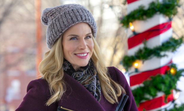 Brooke Burns Hallmark