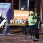 Chirps on Shark Tank ABC