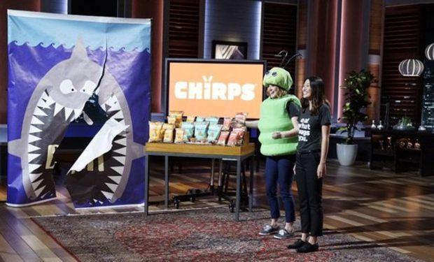 Chirps on Shark Tank ABC