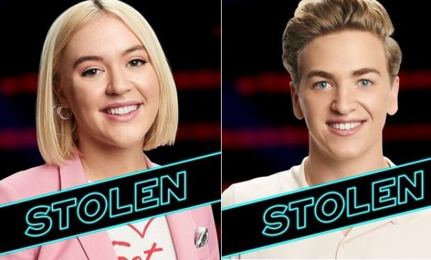 CHloe and Noah on The Voice NBC
