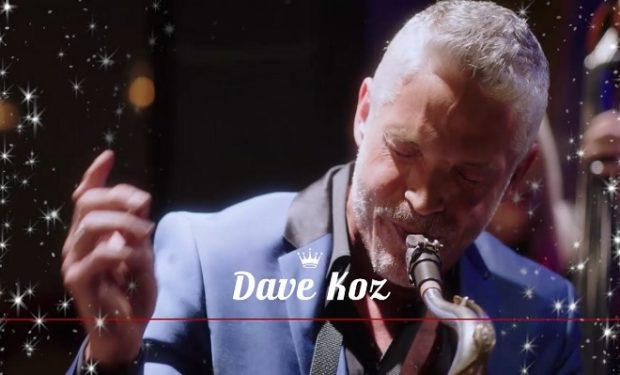 Dave Koz Sharing Christmas on Hallmark Channel