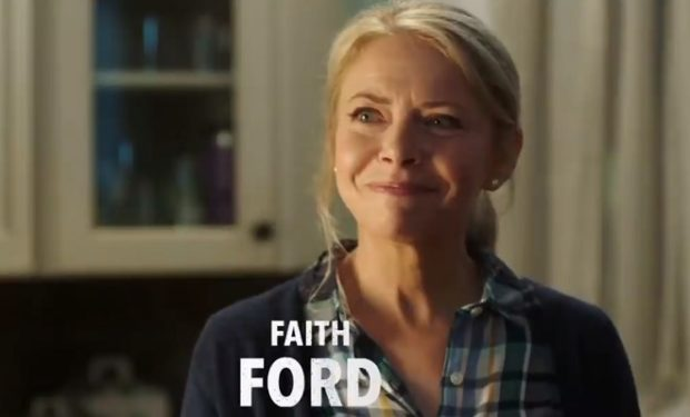 FAITH FORD Christmas in Mississippi Lifetime