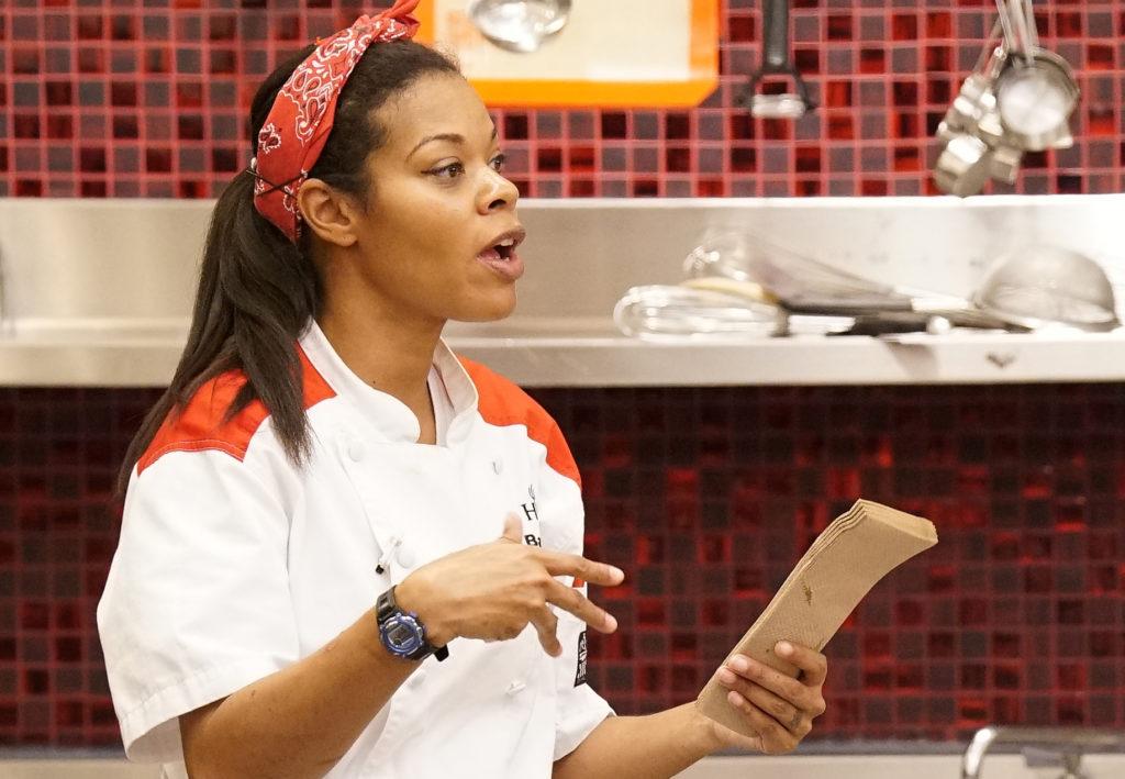 Hell S Kitchen Elise Calls Barbie Cuckoo Crazy