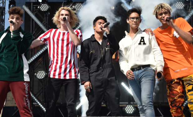 PrettyMuch Teen Choice Awards FOX