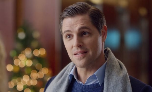 Sam Page in Royal New Year's Eve on Hallmark