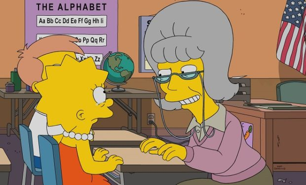Simpsons_Ms Myers FOX