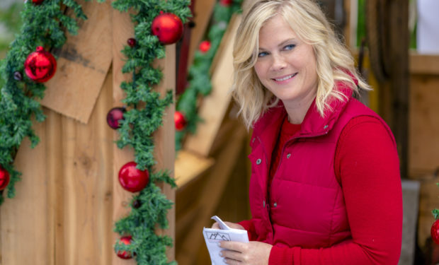 Alison Sweeney Christmas movie