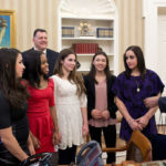 Fierce Five Obama gymnasts