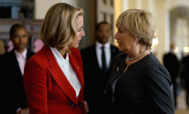 Madam Secretary Jayne Atkinson CBS