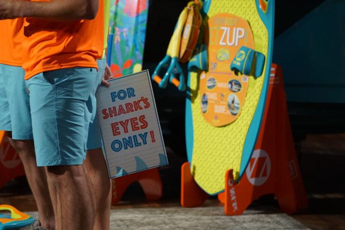 Zup on Shark Tank