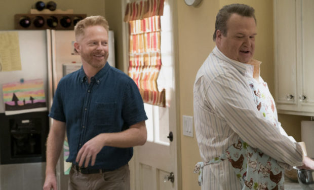 Who is mitch and cam s house guest max on modern family for Eric stonestreet house
