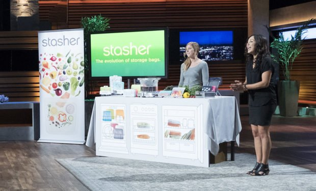 Stasher on Shark Tank