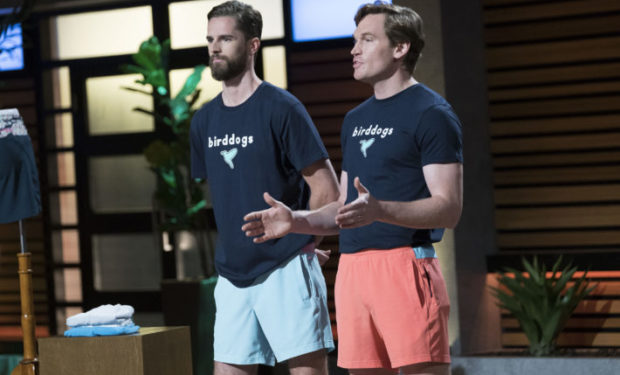 Birddogs on Shark Tank