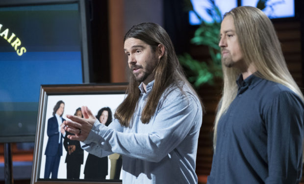 Longhairs on Shark Tank