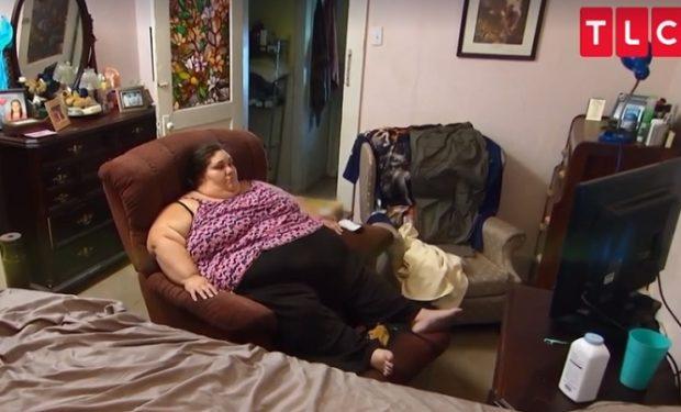 Alicia My 600-lb Life TLC