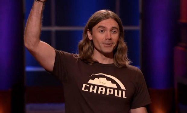 Chapul on Shark Tank