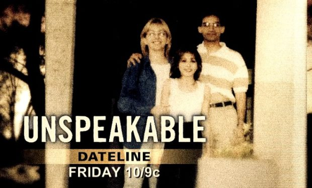 Dtaeline Unspeakable NBC melgar family