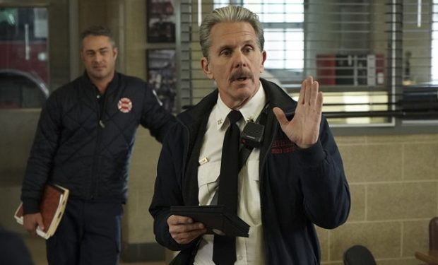 Chicago Fire Gary Cole