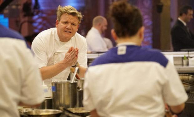 Hells Kitchen Ramsey
