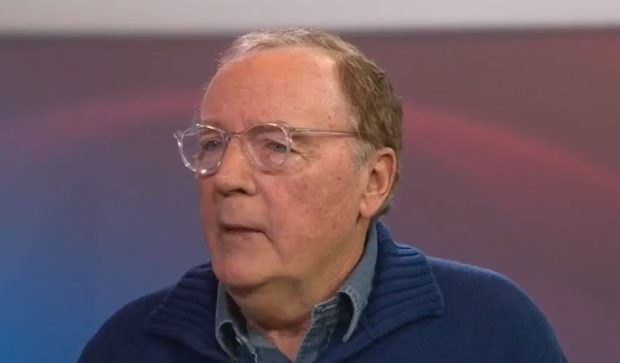 James Patterson CBS News interview