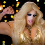 Milk the Manly Queen on RuPauls All Star Drag Race VH1