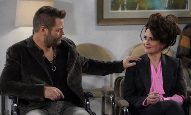 Will and Grace Offerman guest star