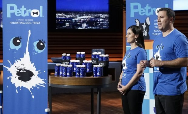 Petrol on Shark Tank ABC