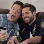 Will & Grace Sean Hayes Ryan Pinkston