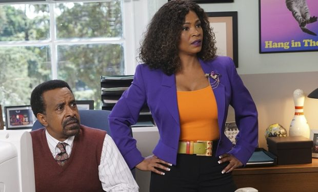 Tim Meadows, Nia Long Goldbergs ABC