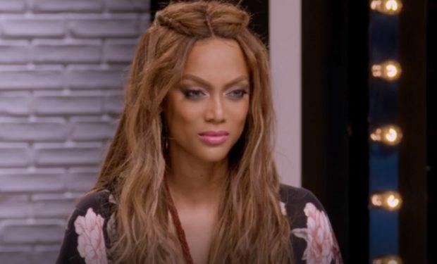 Tyra ANTM on VH1