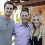 Ben Higgins, Chris Harrison Lauren