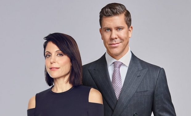 Bethenny and Fredrik Bravo