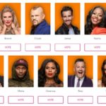 Celeb Big Brother Houseguests CBS