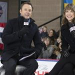 Chris Harrison Hannah Storm Bachelor Winter Games