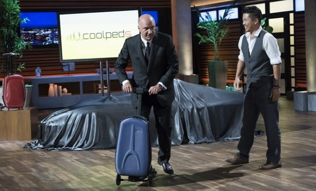 Coolpeds on Shark Tank Kevin OLeary