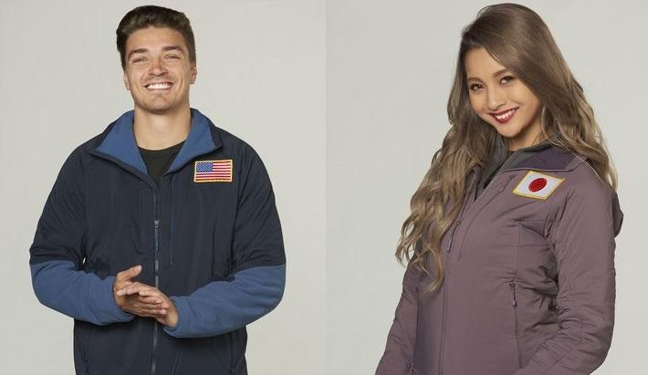 The Bachelor Winter Games' Dean Unglert, Lesley Murphy ...