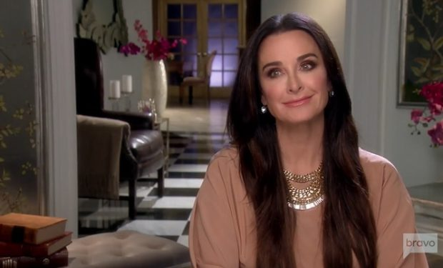 Kyle Richards RHOBH Bravo
