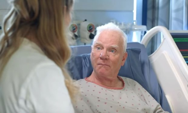 Malcolm McDowell Chicago Med NBC