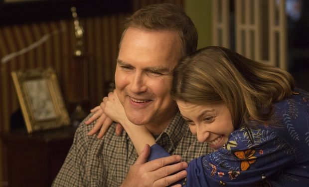 Norm MacDonald Eden Sher The Middle