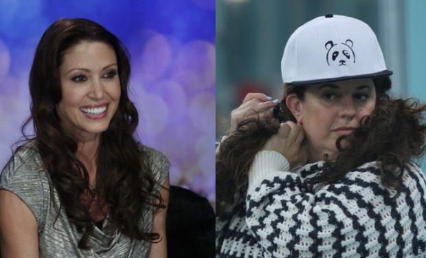 Shannon Elizabeth (Cliff Lipson); Marissa Jaret Winokur (Monty Brison) Celebrity Big Brother CBS