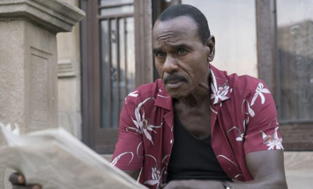 Steven Williams The Chi