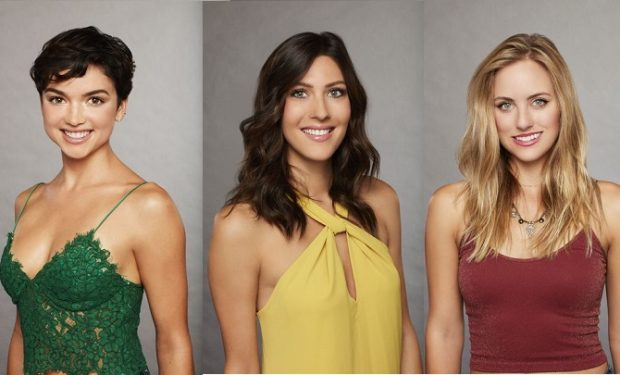 The Bachelor Arie ladies (ABC/Craig Sjodin)