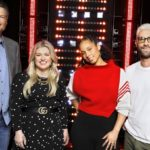 The Voice Season 14 coaches