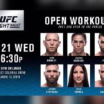 UFC Fight Night Workouts