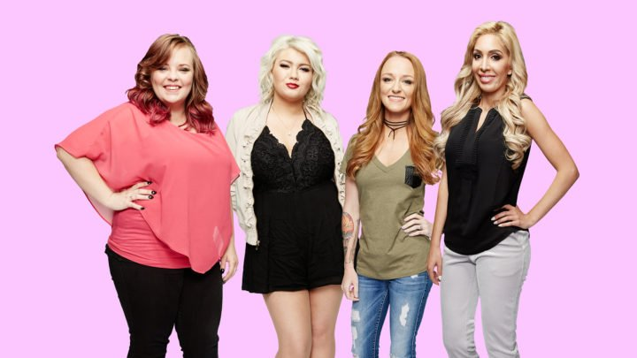 Teen Mom 2 Season 7 Reunion