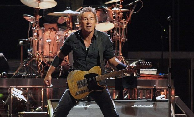 Bruce Springsteen says Trump is hard to stop, Trump knows how to talk